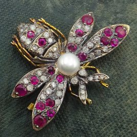 we buy brooches