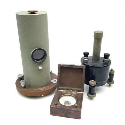 Sell-Ammeters-Galvanometers