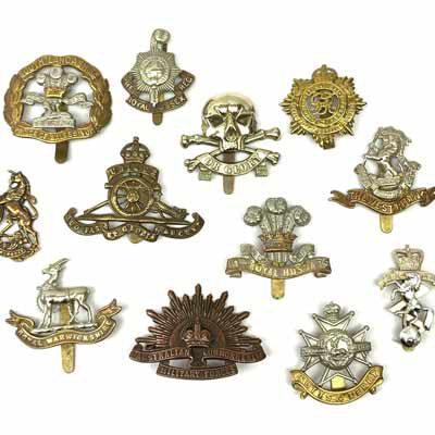 Sell-Cap-Badges