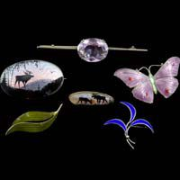 Sell-Your-Enamel-Brooches